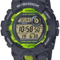 Casio G-Shock Herreklokke GBD-800-8ER LCD/Resinplast Ø48.6 mm