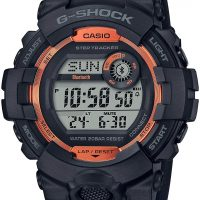 Casio G-Shock Herreklokke GBD-800SF-1ER LCD/Resinplast Ø49 mm