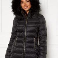 Chiara Forthi Avoriaz Down Jacket Black 36