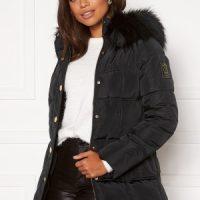 Chiara Forthi Cimmone Padded Jacket Black 34