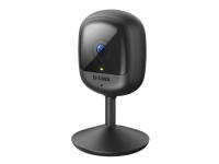 D-Link DCS 6100LH - Overvåkingskamera - innendørs - farge (Dag og natt) - 2 MP - 1920 x 1080 - 1080p - lyd - trådløs - Wi-Fi - H.264 - DC 5 V