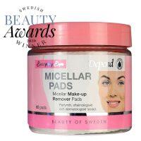 Depend Micellar Makeup Remover Pads 60pcs
