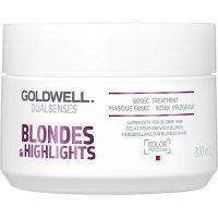 Dualsenses Blondes & Highlights, 200 ml Goldwell Hårkur