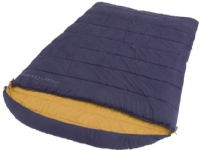 Easy Camp Moon Double Sleeping Bag navy blue