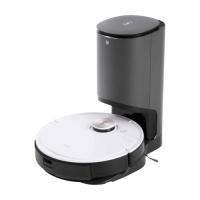 Ecovacs Deebot Ozmo T8+ Robotstøvsuger - Hvit
