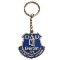 Everton Nøkkelring - Blå/Sølv