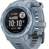 Garmin Instinct 010-02064-05 Sort/Gummi Ø45 mm