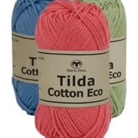 Garn Tilda Cotton Eco