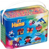 Hama Midi Perler 30 000 stk. Mix 51
