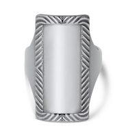 Impression Armor Ring, sølv