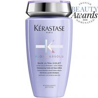 Kérastase Blond Absolu Bain Ultra-Violet Anti-Brass Purple Shampoo, 250 ml Kérastase Sølvshampoo