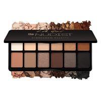 L.A. Girl Fanatic Eyeshadow Palettes The Nudist 12x1g