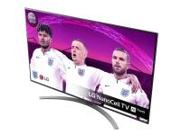 LG 49NANO816NA - 49 Diagonalklasse Nano81 Series LED-backlit LCD TV - Smart TV - ThinQ AI, webOS 5.0 - 4K UHD (2160p) 3840 x 2160 - HDR - kantbelyst, Nano Cell Display