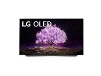 LG OLED55C12LA 55 (139 cm), Smart TV, WebOS, 4K UHD OLED, 3840 x 2160, Wi-Fi, DVB-T/T2/C/S2, White