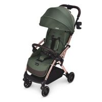 Leclerc Baby Influencer Barnevogn Army Green one size