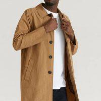 Legends Frakk Tacoma Coat Brun