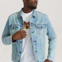 Levi's Jeansjakke The Trucker Jacket Blå