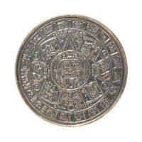 Mayakalenderen Messing Ring