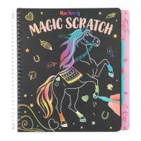 Miss Melody Magic Scratch Bok