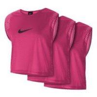 Nike Overtrekksvest Dri-FIT 3-PK - Rosa/Sort