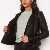 Noisy May Rebel L/S Jacket Black M
