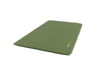 Outwell Dreamcatcher Double, Self-inflating Mat, 50 mm, Green