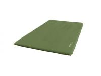 Outwell Dreamcatcher Double, Self-inflating Mat, 75 mm, Green