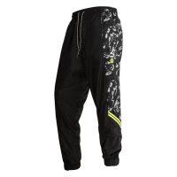 PUMA Dortmund Bukse Woven Tailored For Sports - Sort/gul