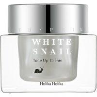 Prime Youth White Snail Tone Up Cream, 50 ml Holika Holika Step 9: Ansiktskrem