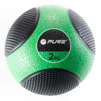 Pure2Improve Medisinball grønn 2 kg