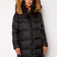 ROCKANDBLUE Duna Faux Fur Jacket 89915 Black/Natural 38