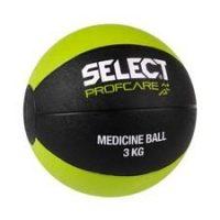 Select Medisinball 3 kg - Sort/Grønn