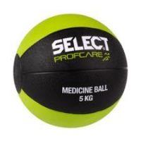 Select Medisinball 5 kg - Sort/Grønn
