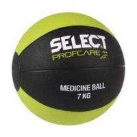 Select Medisinball 7 kg - Sort/Grønn