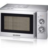 Severin Mw 7869 Mikroovn - Sølv