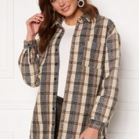 Sisters Point Ellie Shirt 840 Sand/Check S