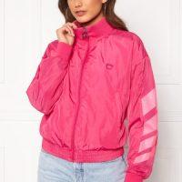 Svea W. Windbreaker Jacket 533 Bright Pink XS