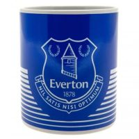 Taylors Football Souvenirs Everton Krus - Blå/Hvit