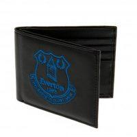 Taylors Football Souvenirs Everton Lommebok - Sort/Blå
