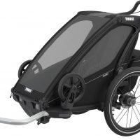 Thule Chariot Sport 1 Sykkelvogn, Midnight Black