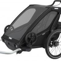 Thule Chariot Sport 2 Sykkelvogn, Midnight Black