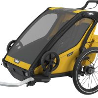 Thule Chariot Sport 2 Sykkelvogn, Yellow