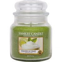 Vanilla Lime, 411 g Yankee Candle Duftlys