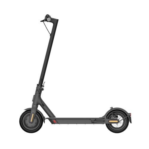 Xiaomi Mi Electric Scooter 1s Global Sparkesykkel - Svart