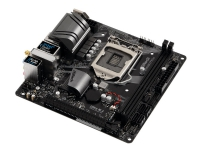 ASRock B365M-ITX/ac - Hovedkort - mini-ITX - LGA1151 Socket - B365 - USB 3.1 Gen 1 - Bluetooth, Gigabit LAN, Wi-Fi - innbygd grafikk (CPU kreves) - HD-lyd (8-kanalers)