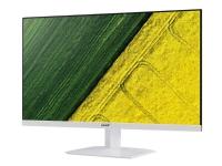 Acer HA240Y - LED-skjerm - 23.8 - 1920 x 1080 Full HD (1080p) @ 60 Hz - IPS - 250 cd/m² - 1000:1 - 4 ms - HDMI, VGA - hvit