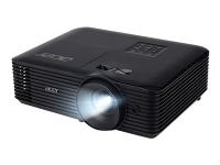 Acer X128HP - DLP-projektor - UHP - portabel - 3D - 4000 lumen - XGA (1024 x 768) - 4:3