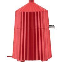 Alessi Plissé elektrisk sitruspresser, rød