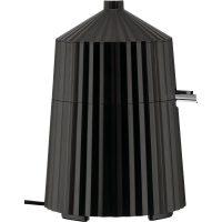 Alessi Plissé elektrisk sitruspresser, sort