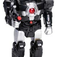 Alex's Garage Interaktiv Robot 38 Cm, Svart